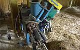Пресс ударно-механический Wamag б/у для производства брикетов, фото 3