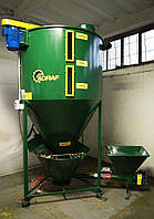 Кормовой смеситель Adraf 2000 кг
