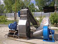 Измельчитель древесной щепы (от 30 кВт, до 25 тонн/час)