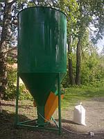 Кормосмеситель 1 тонна GNOM
