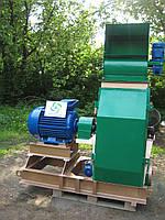 Молотковая дробилка щепы ЕМ 110 (90-110 кВт, 3-14 тонн/час)