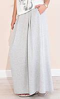 Женская юбка Latia Zaps серого цвета, коллекция весна-лето 2017.