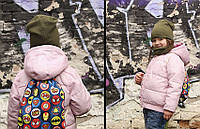 Детский рюкзак мешок с принтом Супер герои