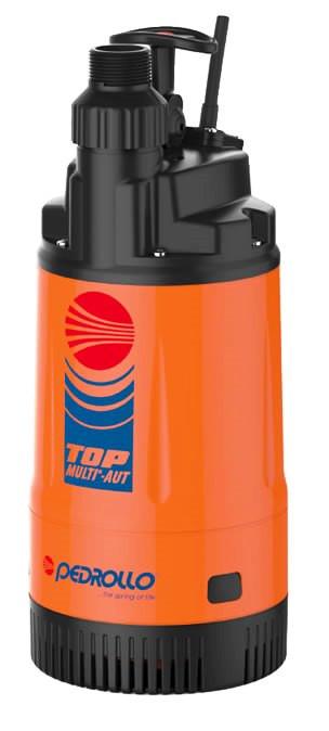 Насос электрический-однофазный многоступенчатый погружной TOP MULTI-TECH 2