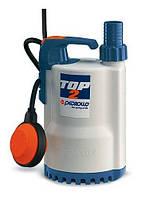 Насос электрический-однофазный погружной для чистой воды TOP 2,  5 м