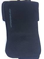 Ворсовые коврики Chevrolet Aveo (sdn/hbk) 2002 -