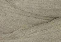 Толстая, крупная пряжа 100% шерсть мериноса. Цвет: Серо-коричневый. 21-23 мкрн. Топс.