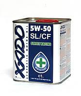 XADO (ХАДО) Atomic Oil 5W-50 SL/CF моторное масло синтетика - 1 литр.