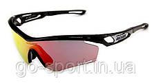 Велосипедные очки Que-shark с поляризационным покрытием
