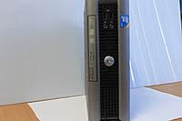 Компактный и надежный системный блок, компьютер, пк Dell OptiPlex 760 usff
