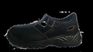 Обувь рабочая литьевой метод крепления подошвы