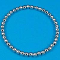 Женственный стальной браслет