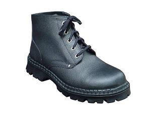 Обувь рабочая клее-прошивной метод крепления подошвы