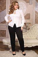 Блуза Ватсон большого размера 48-94 батал