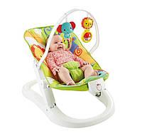 Складной детский шезлонг Fisher-Price CMR20