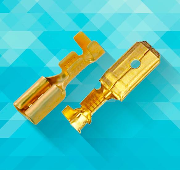 Разрезные коннекторы и наконечники