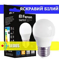 SAFFIT LED лампа LB-195 G45 230V 7W 720Lm E27 4000K