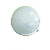 Светильник банник LED-WPR- 5W 120mm aluminium 2835smd 28шт 500Lm 6500 K IP20 круг