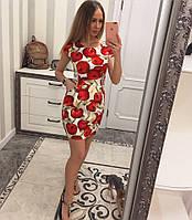Яркое летнее платье, фото 1