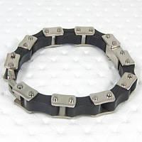 Модный стальной браслет