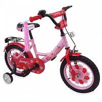 Alexis Babymix 12 Детский двухколесный велосипед