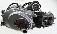 Двигатель DELTA-110куб. Механика