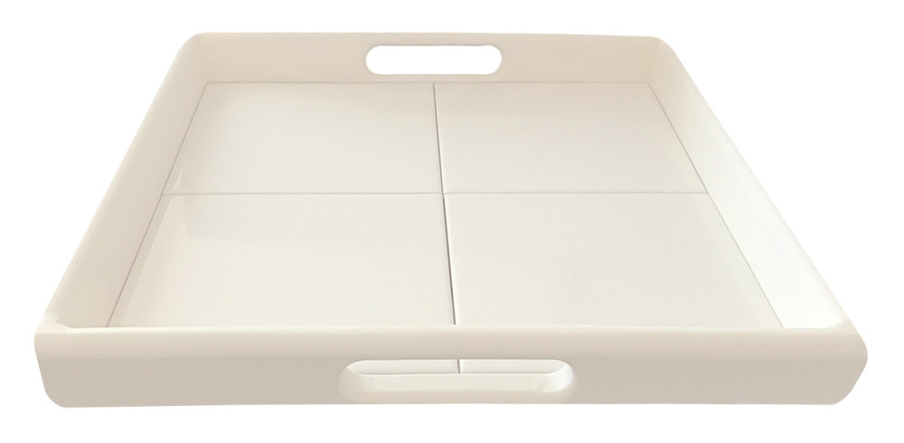 Поднос Прованс для сублимации (4 плитки 15*15 см)