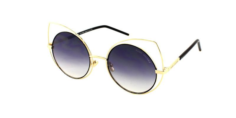Солнцезащитные стильные очки тишейды Marc Jacobs
