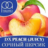 """Ароматизатор TPA (TFA) """"DX Peach (Juicy)"""" 5мл"""