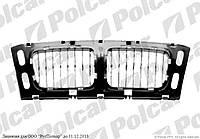 Решетка радиатора центральная, .94- на BMW 5 (E34) SDN 88 - 95 + комби 92 - 03.97