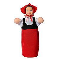 """Кукла-рукавичка """"КРАСНАЯ ШАПОЧКА"""""""