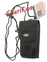Защитный чехол подсумок  для смартфона черный Max Fuchs Black 30603A