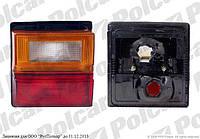 Задний фонарь внутренний левый SDN DEPO на AUDI 100 (C3) +AVANT 10.82 - 11.90/ 200 09.83 - 12.91