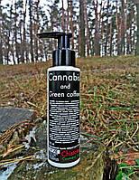 Крем для лица Cannabis and Green Coffee