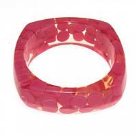Оригинальный пластиковый браслет