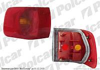 Задний фонарь правый (внешний, красный), DEPO на AUDI 80 (B4) 09.91 - 94