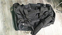 Сумка-рюкзак черная