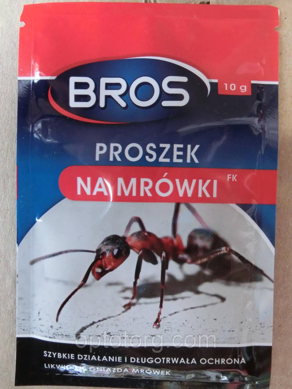 От муравьев 10 гр Брос оригинал
