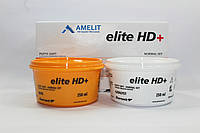 Элит ХД+, База (Elite HD + putty soft normal, Zhermack), 2x250мл