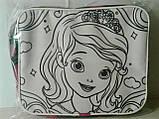 Сумочка-раскраска Для девочек, фото 5