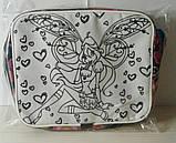Сумочка-раскраска Для девочек, фото 6