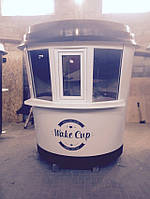 Киоск в форме стаканчика кофе, фото 1