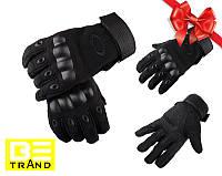Тактические перчатки Oakley Военные , спортивные Черный