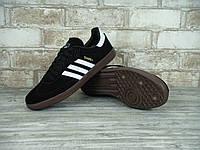 Кроссовки мужские Adidas Samba 30103 черные