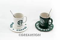 Комплект кофейно-чайный «Starbucks»