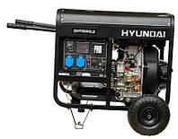 Hyundai DHY 8000LE генератор дизельный (для дома)