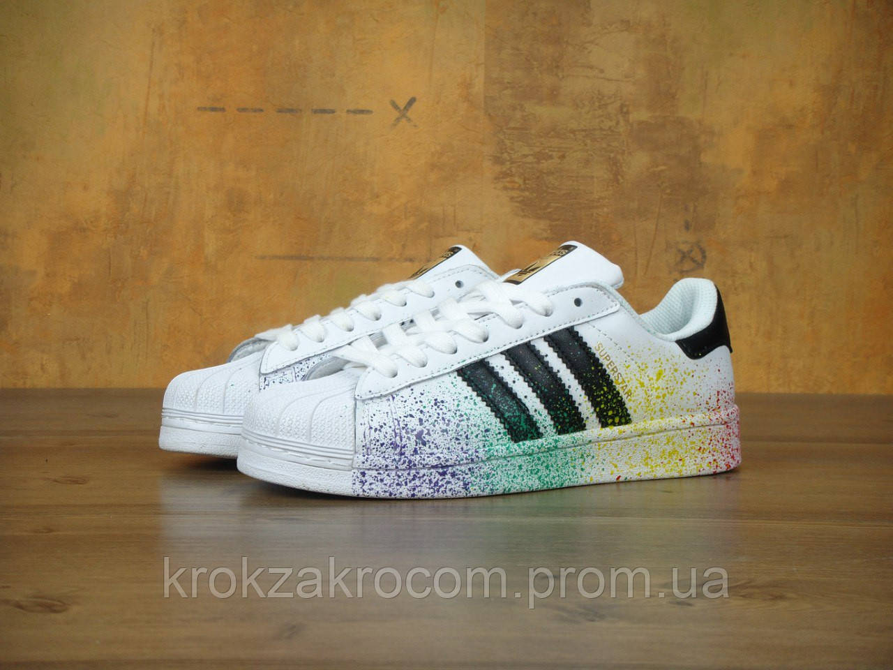 cosecha evidencia Creyente  Кроссовки adidas superstar replica AAA, цена 1 250 грн., купить Львів —  Prom.ua (ID#519004829)