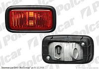 Задний фонарь в бампер правый, TYC 19-0611-05-2 на MITSUBISHI LANCER (CS) 09.03 - 09.07