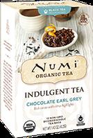 """Органический чорный чай """"Шоколад и бергамот"""" Numi"""
