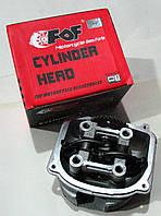 Головка цилиндра комплект GY6-125 куб